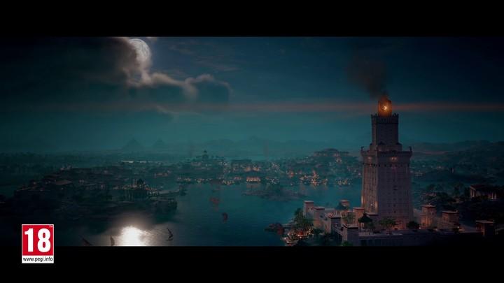 Bande-annonce de lancement d'Assassin's Creed Origins