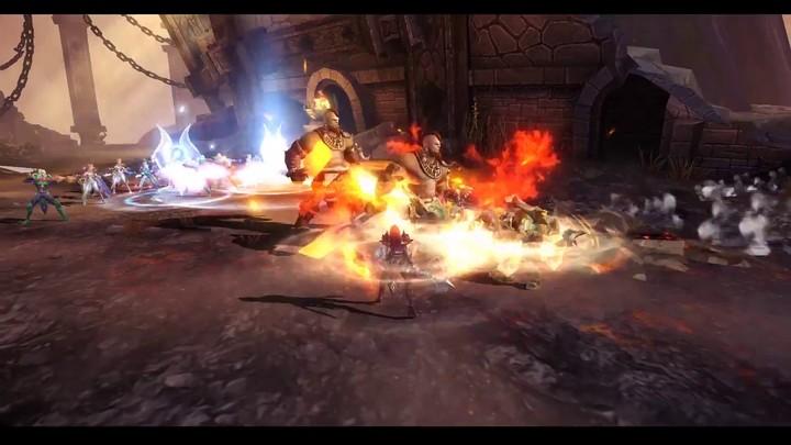 Un mode Battle Royale et un nouveau raid pour Crusaders of Light