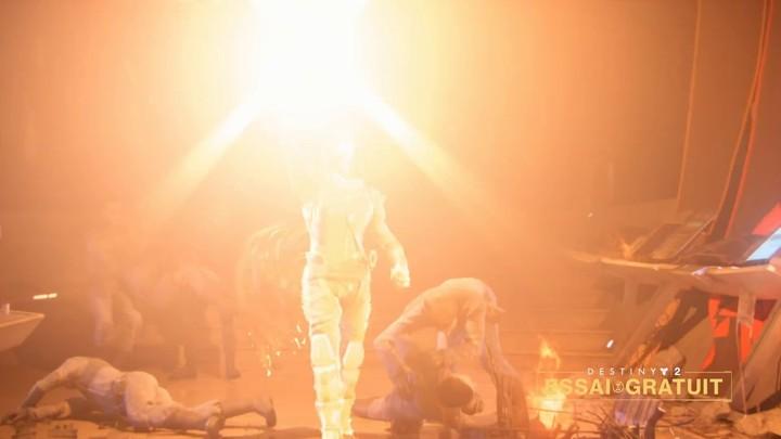 Destiny 2 donne le coup d'envoi de sa version d'essai
