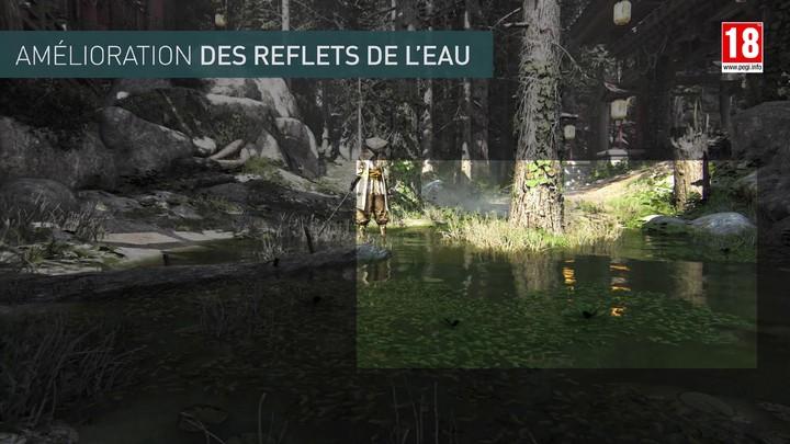 Aperçu des améliorations graphiques de For Honor sur Xbox One X