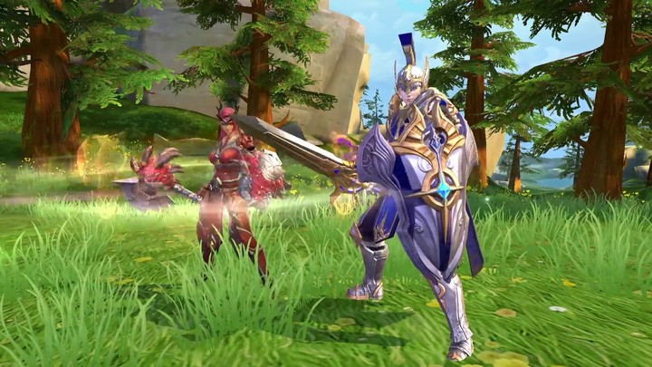 Crusaders of Light - Bande-annonce de lancement de Shadows of Sardar