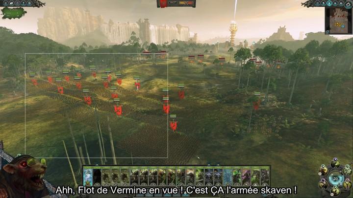Bande-annonce de la mise à jour The Laboratory de Total War Warhammer II