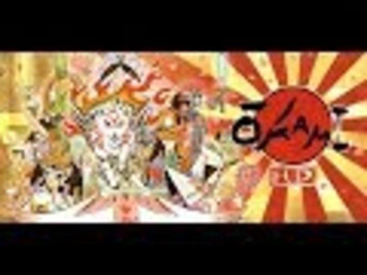 60 minutes chrono - #25 - Ôkami HD (PC/PlayStation 4/Xbox One)