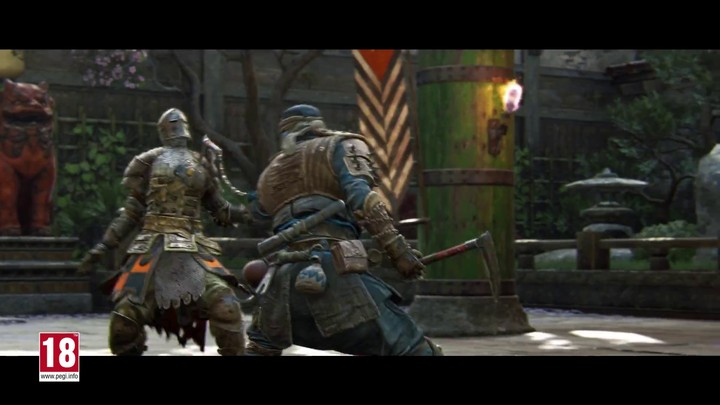 Aperçu du Shinobi de For Honor