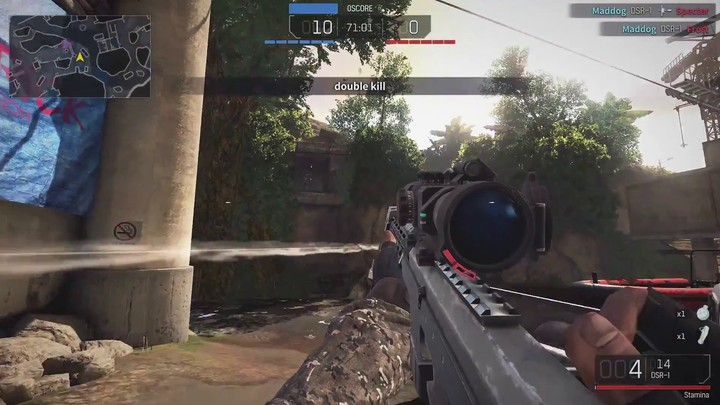 Bande-annonce de gameplay d'Ironsight