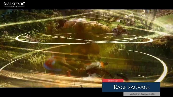 Aperçu de la Transcendance de Rabam de Black Desert Online