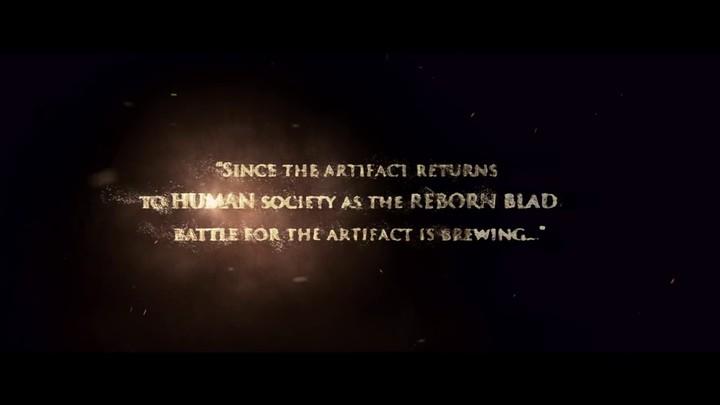 Bande-annonce de Blade Reborn