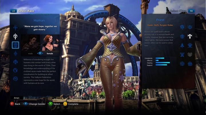 Tera sur consoles : teaser de lancement