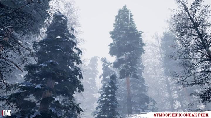 Pré-alpha : aperçu de la gestion climatique de Dead Man's Country