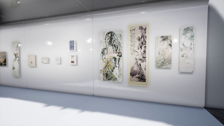Premier aperçu d'Occupy White Walls : la galerie Haikubomber