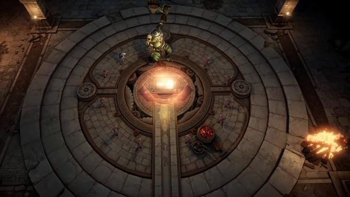 Pathfinder: Kingmaker illustre ses fonctionnalités (VOSTFR)