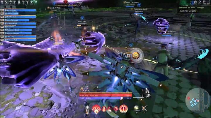 Skyforge : Distorsion Melegh (D3) et Imenad (D4) des faucheurs de la mort