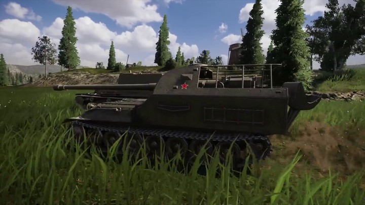 "Bande annonce de l'extension ""Spoils of War"" pour World of Tanks"