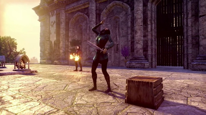 Exploration du Couchant d'Elder Scrolls Online: Summerset