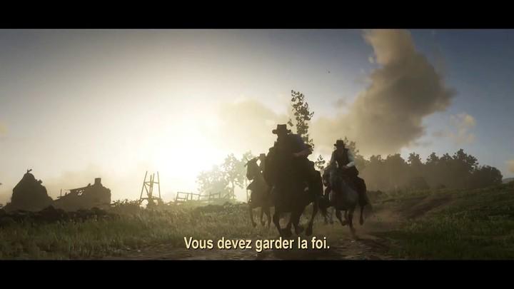 Troisième bande-annonce officielle de Red Dead Redemption 2 (VOSTFR)