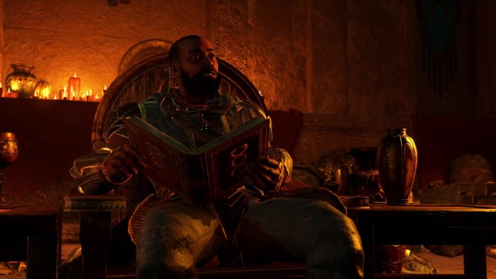 """Cinématique d'introduction du DLC """"Desolation of Mordor"""" de Middle-earth: Shadow of War"""