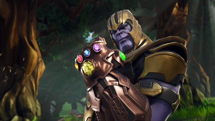 Teaser du mode Avengers de Fortnite