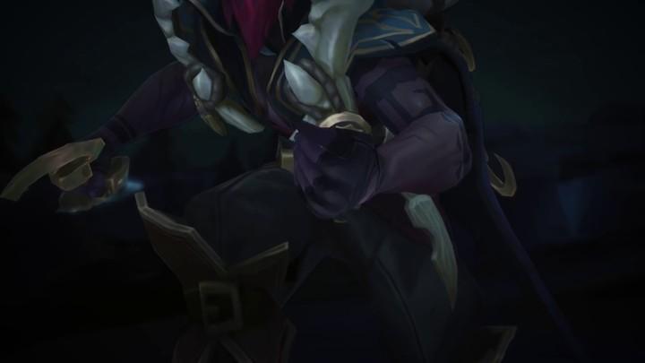 Premier aperçu de Pyke, l'éventreur des abysses de League of Legends