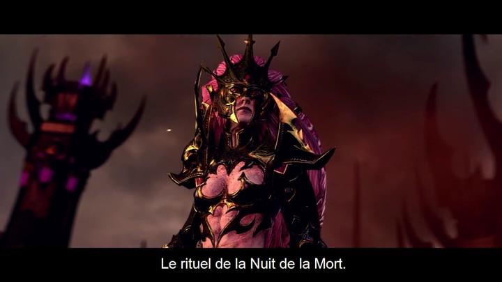 "Première bande-annonce du DLC ""The Queen & The Crone"" de Total War Warhammer II"