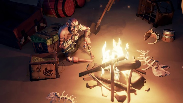 Première bande-annonce de Sea of Thieves: The Hungering Deep