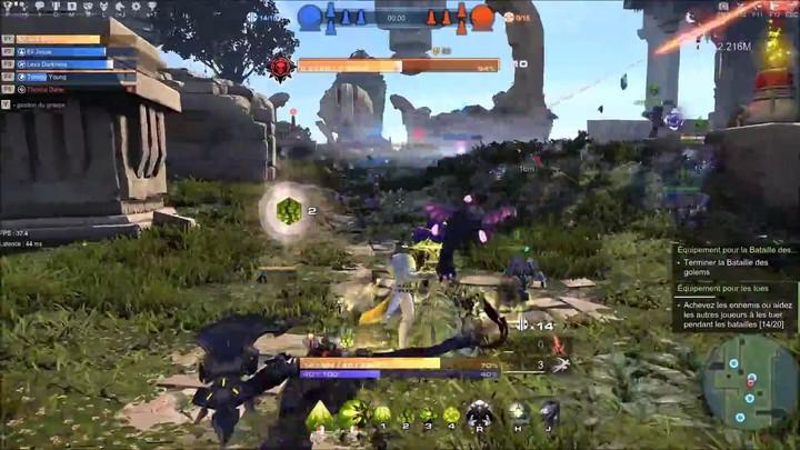 Aperçu Bataille des Golems [PvP] de Skyforge