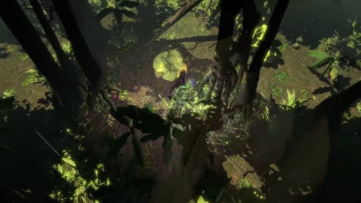 Aperçu des améliorations graphiques expérimentales de Path of Exile