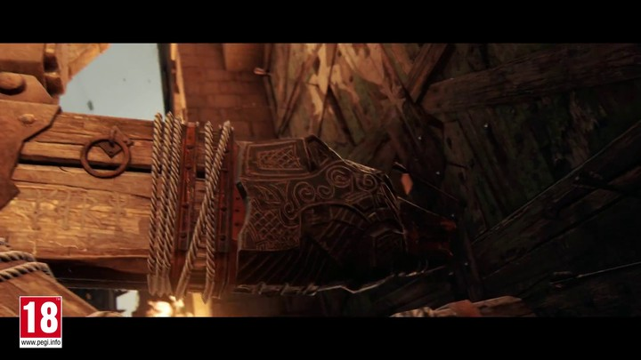 """E3 2018 - Aperçu du mode """"Brèche"""" de For Honor"""