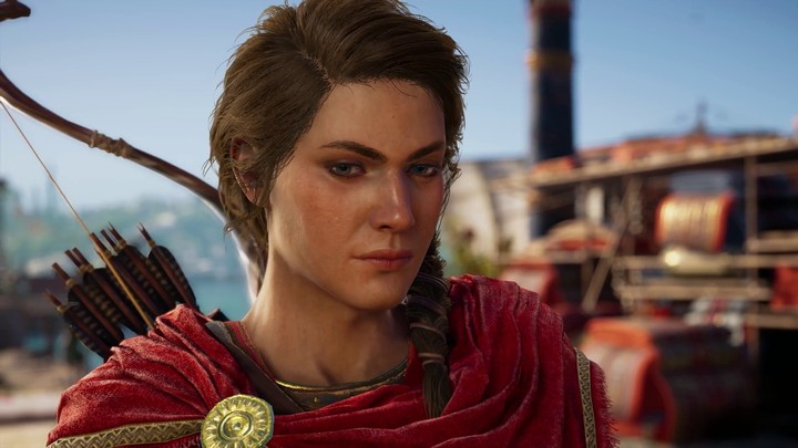E3 2018 - Aperçu du gameplay d'Assassin Creed: Odyssey