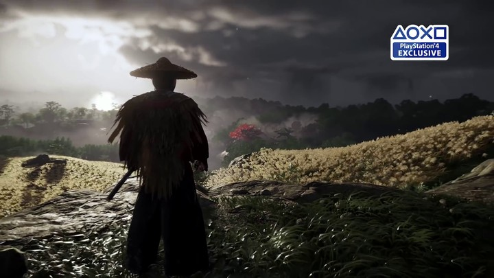 E3 2018 - Aperçu du gameplay de Ghost of Tsushima