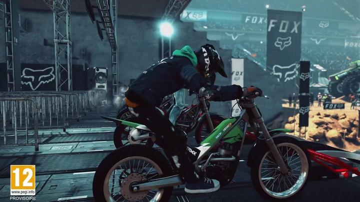 E3 2018 - Trials Rising se montre dans une première bande-annonce