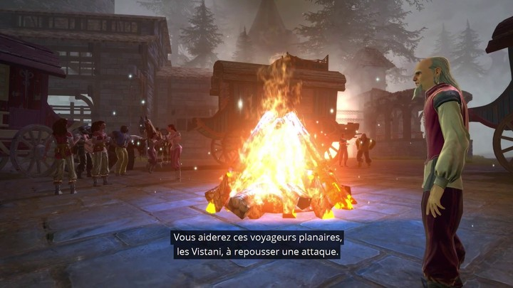 "Présentation du module ""Ravenloft"" de Neverwinter (VOSTFR)"
