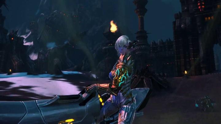 La Gunner de Tera se déploie sur consoles