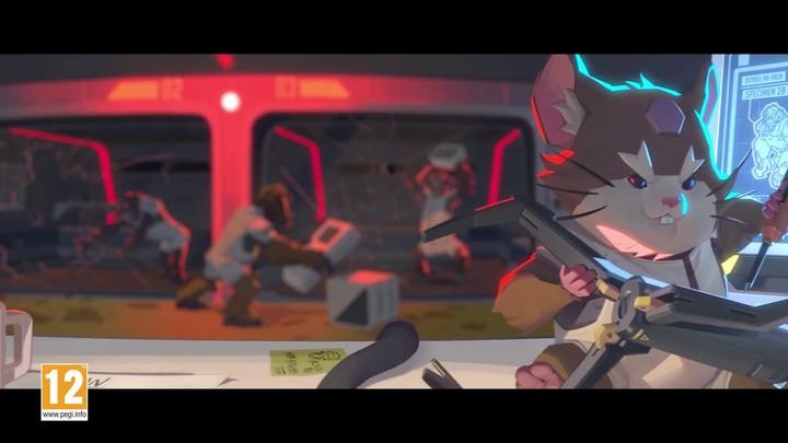 Présentation des origines de Bouldozer, nouveau héros d'Overwatch (VF)