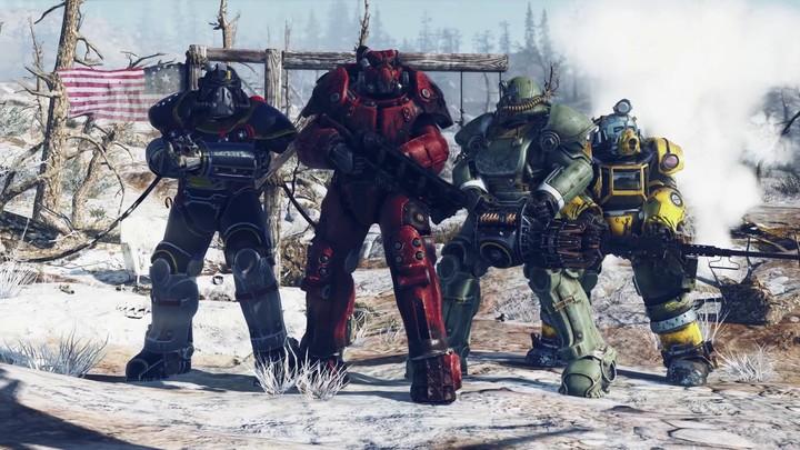 Aperçu du système d'arme atomique de Fallout 76