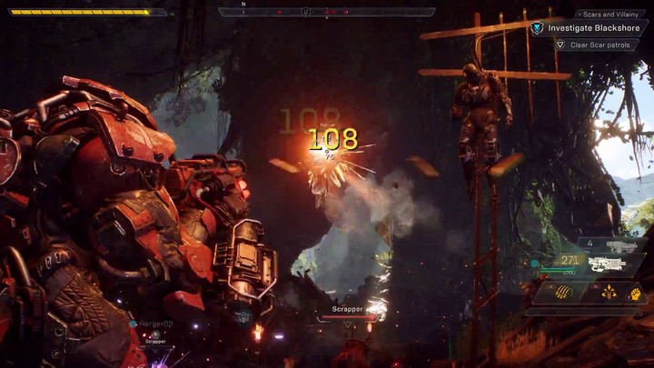 Démo de l'E3 2018 : 20 minutes de gameplay commenté d'Anthem