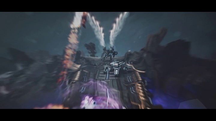 Premier teaser d'Ascendant One