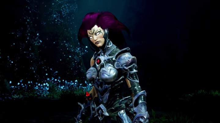 Aperçu du gameplay de Darksiders III : la forme « Flame Hollow » de Fury