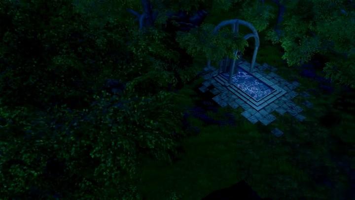 Aperçu de la mise à jour graphique de Legends of Aria