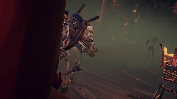 Bande-annonce de la mise à jour Cursed Sails de Sea of Thieves