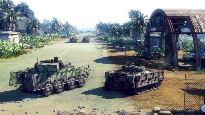 Bande annonce de lancement d'Armored Warfare sur Xbox One