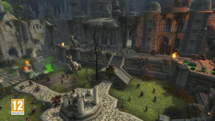Pré-lancement de Battle for Azeroth : le siège de Lordaeron a débuté