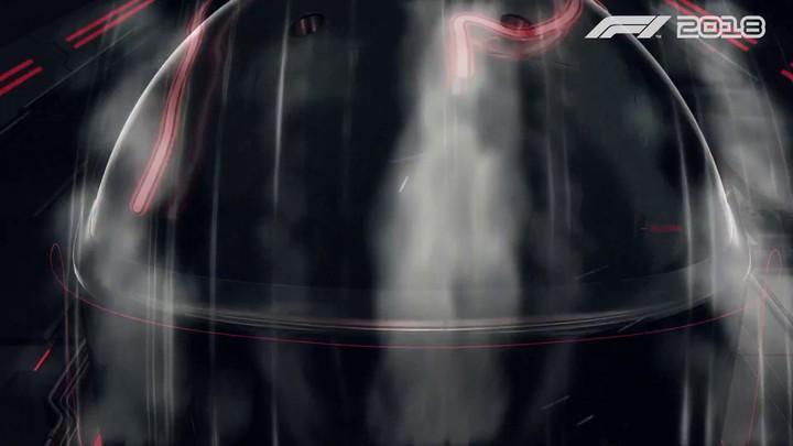 F1 2018 montre des images de gameplay en musique