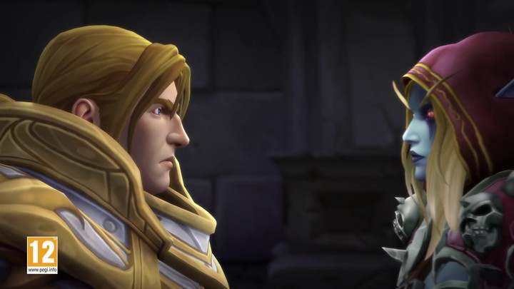 "Bande-annonce ""les braises de la guerre"" de Battle for Azeroth"