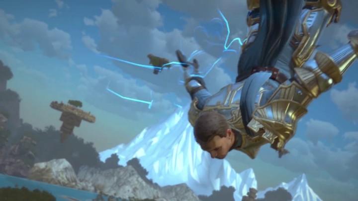 Première bande-annonce de Skyforge: Battle Royale