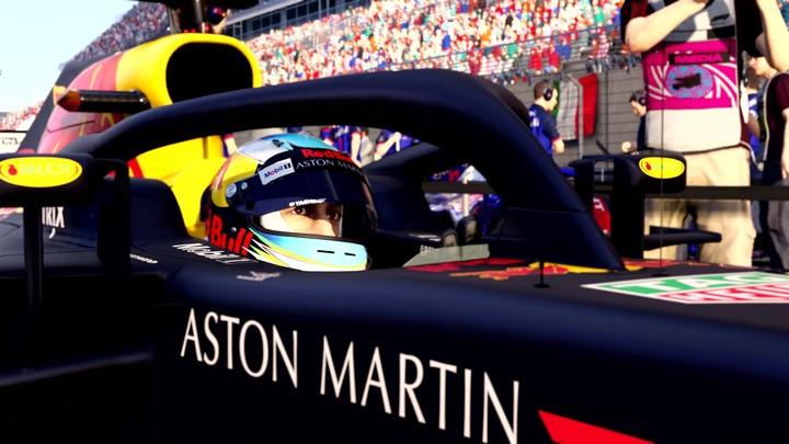 Un nouveau trailer pour F1 2018