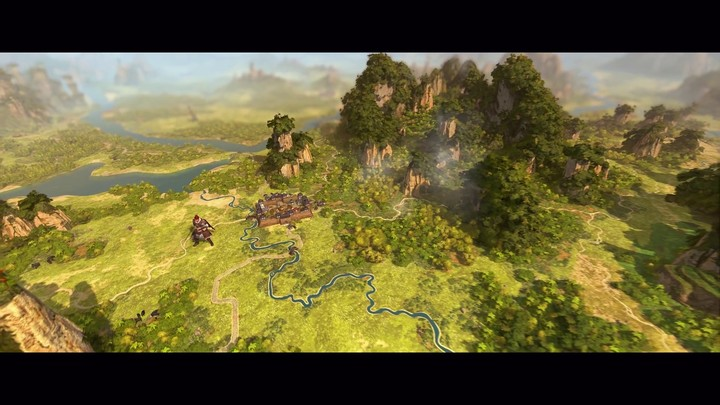 Aperçu de l'Embuscade de Sun Ren de Total War: Three Kingdoms