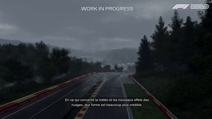 Les améliorations visuelles et audio de F1 2018 dans un ultime carnet de développeurs