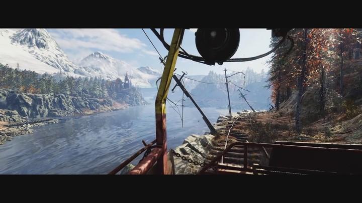 gamescom 2018 - Bande-annonce de Metro Exodus