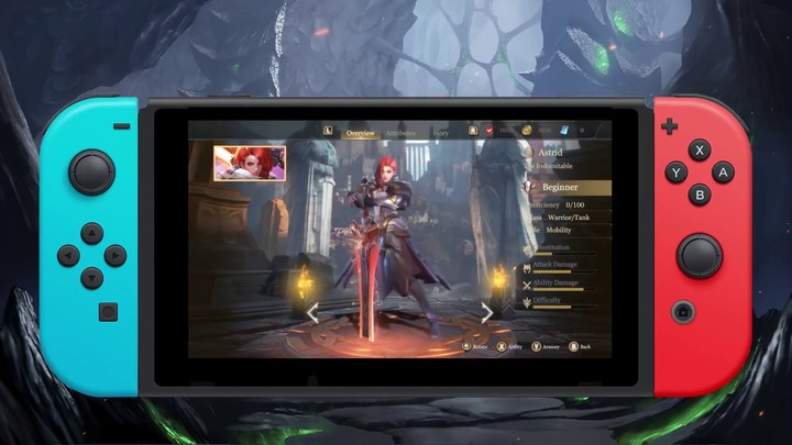 gamescom 2018 - Arena of Valor s'annonce sur Nintendo Switch