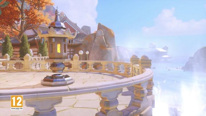 Aperçu de nouvelle carte d'Overwatch : Busan